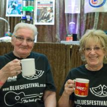 #ColneBlues2017 Volunteers