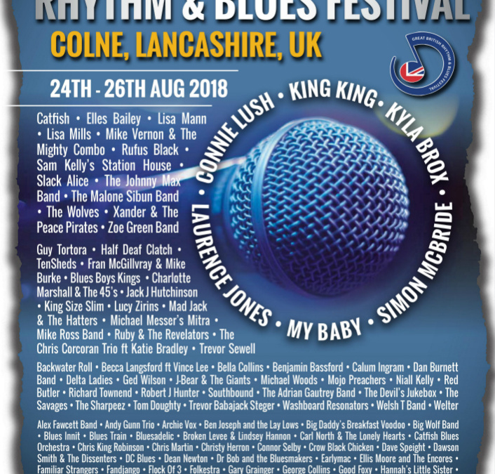 The Great British Rhythm and Blues Festival, Colne