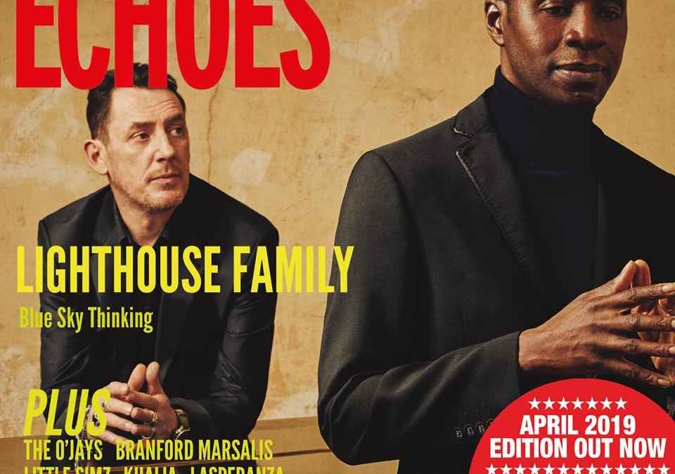 Love And Support From Echoes Magazine