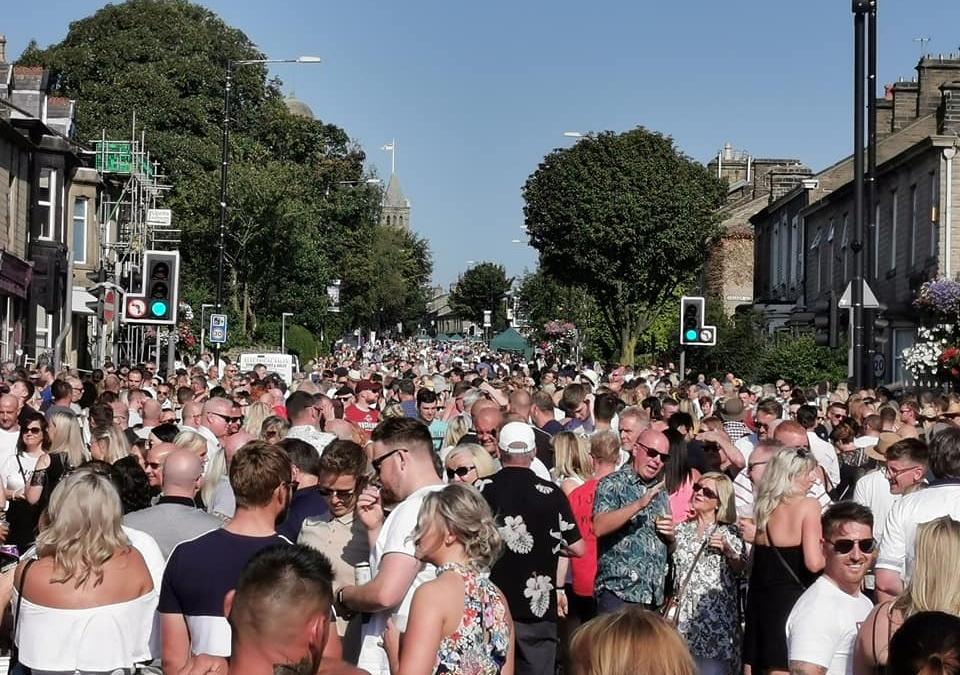 Festival Success For Colne's 30th Blues Anniversary